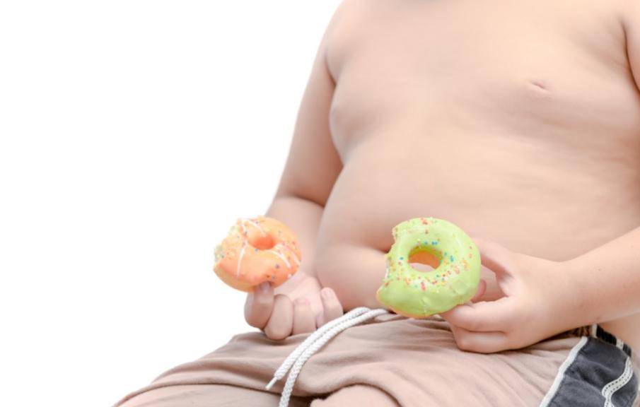 Imagem ilustrativa The Kids Menu documentário sobre crianças obesas