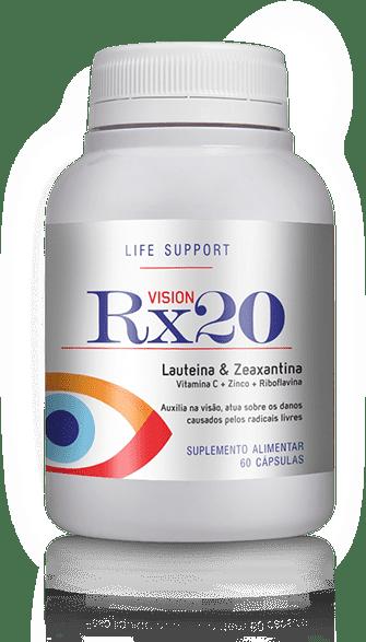 embalagem RX 20 Vision