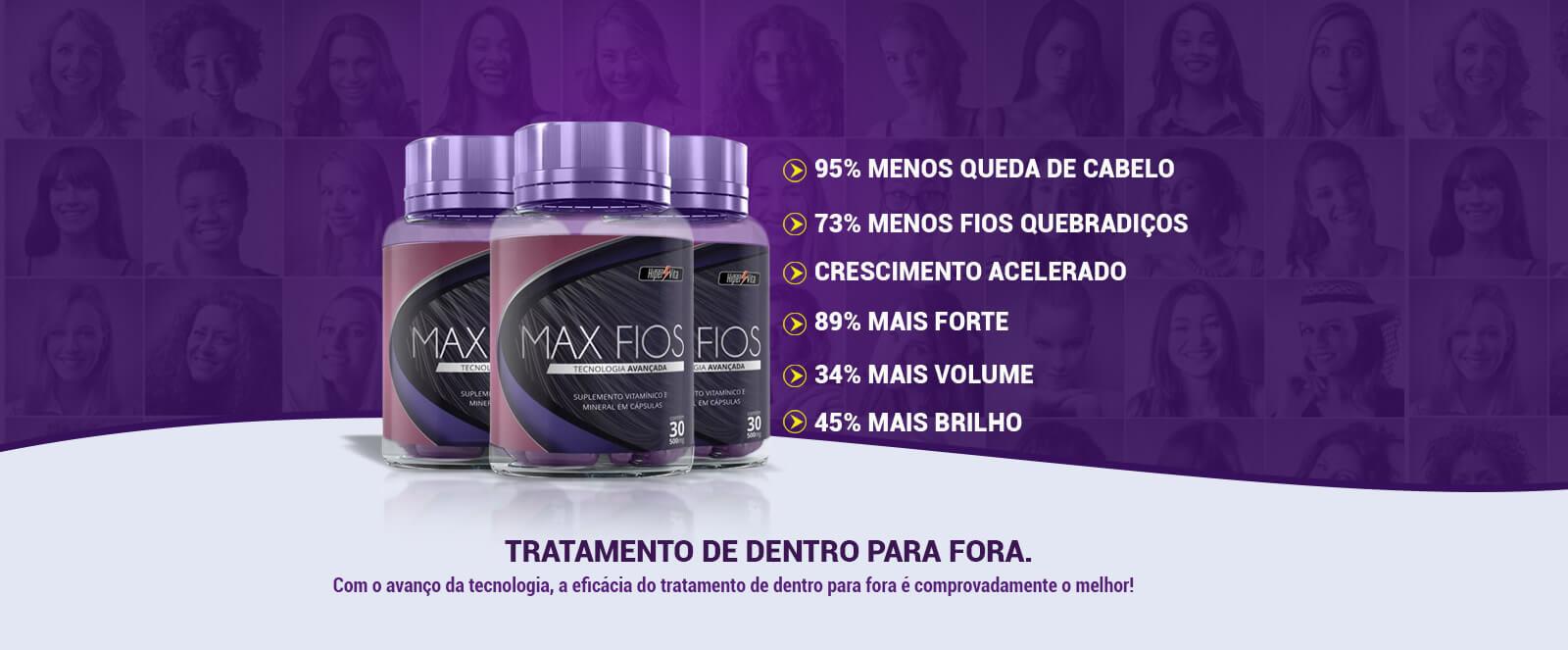 Max Fios funciona