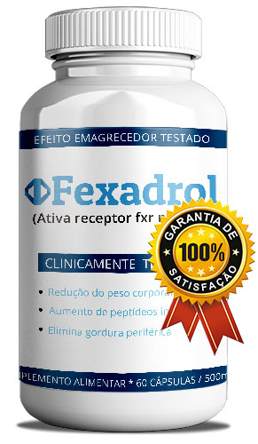 Fexadrol Anvisa