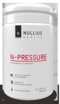 n cápsulas de pressão