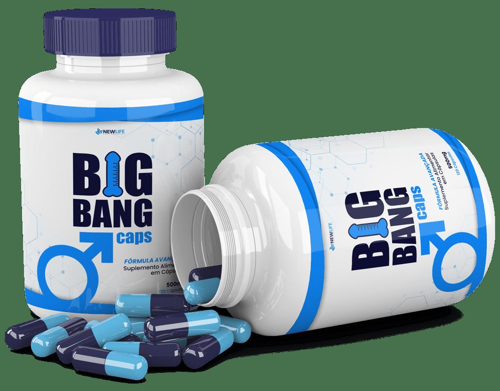 Big Bang Caps Funciona? CUIDADO [ Olha Isso Antes de Comprar ]